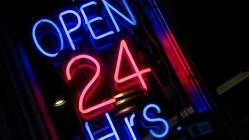 24-7 neon