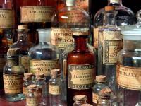 apothecary bottles -- darylmcmahon