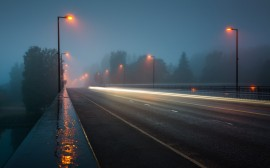 foggy-night-bridge-street-lights -- 7-themes