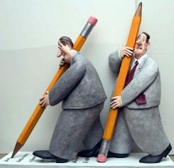 pencilpushers -- zenith gallery