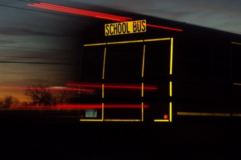 school bus image shutter speed -- schoolbusdriver.org