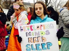 sleep-in protest montgomery -- churchillobserver