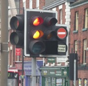 Traffic lights -- a bit complex