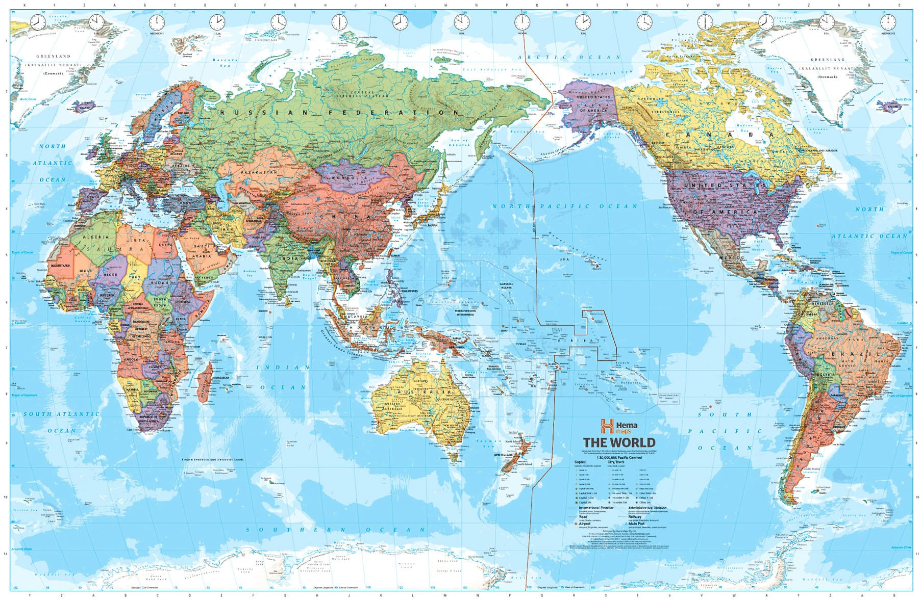 B circadian timing lighttechnology exposure the impact of world map gumiabroncs Gallery