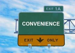 ConvenienceRoadSign