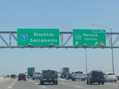 5 freeway to sacramento